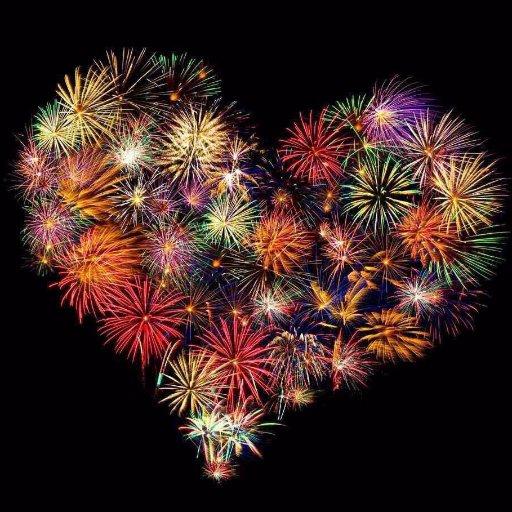 Que o novo ano venha recheado de amor