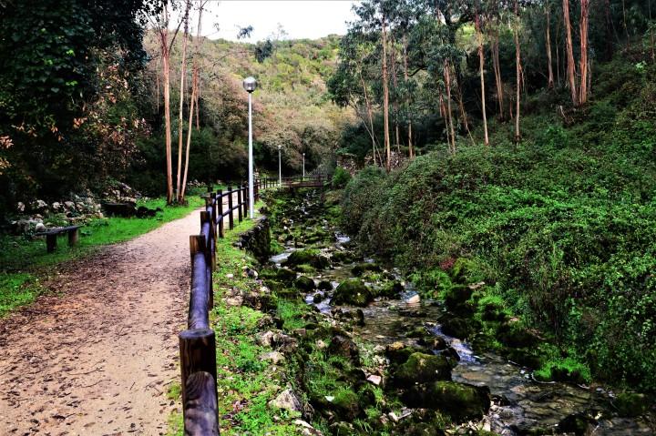 Nascente do rio Lis