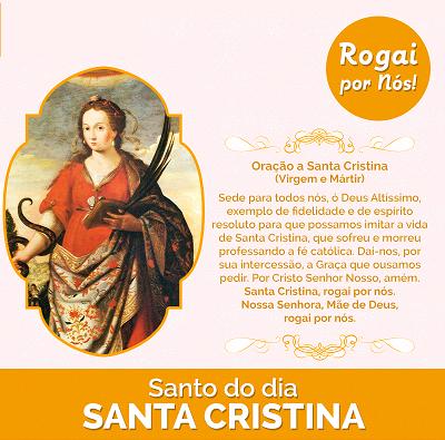 Santo do Dia - Santa Cristina.png