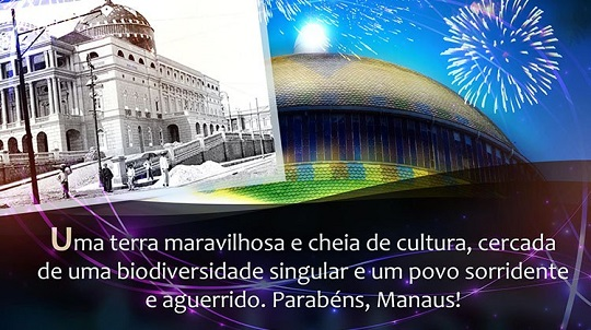 Aniversário de Manaus