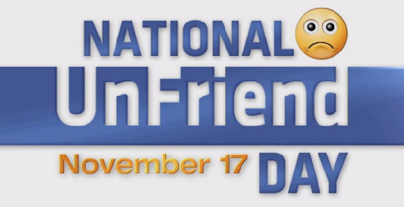 Dia Nacional de Excluir Amigos no Facebook - Estados Unidos (National UnFriend Day - United States).png