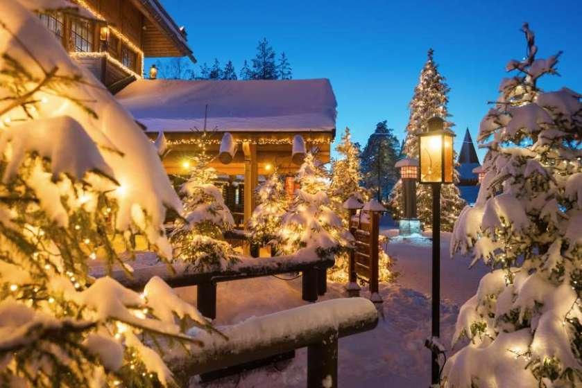 Paraíso de inverno