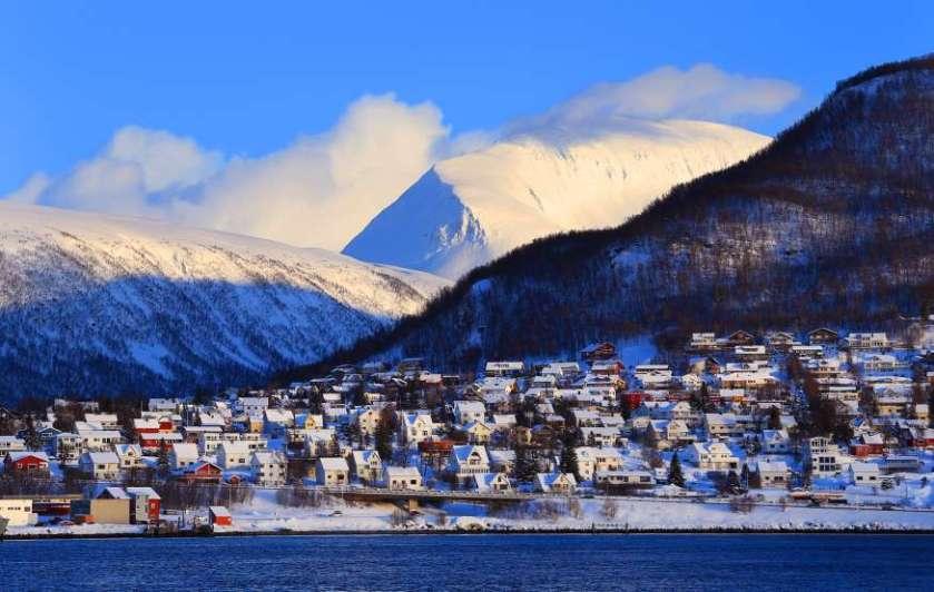 Tromsø, Noruega