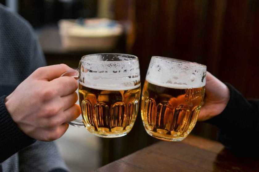 Cerveja (Argentina e Uruguai)