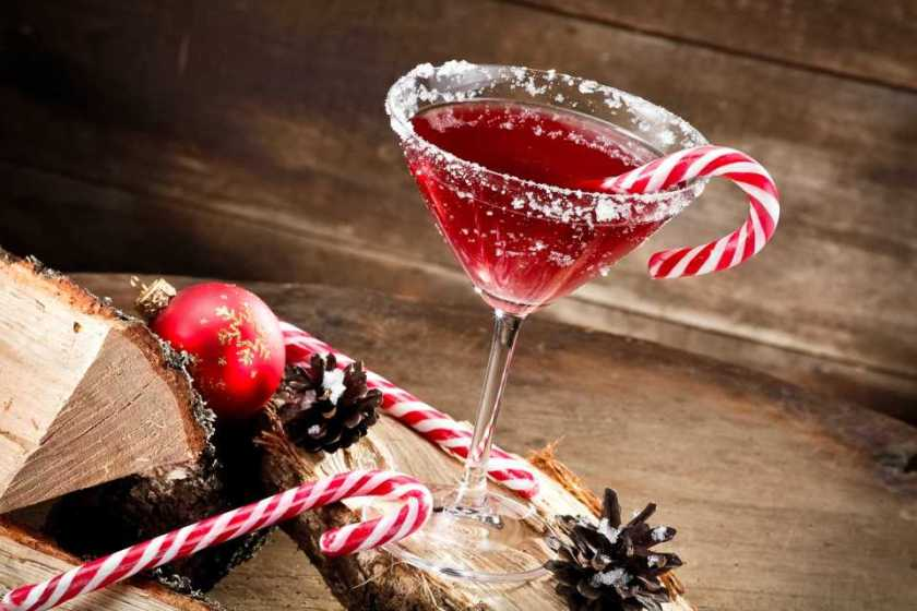Cocktail Candy Cane (Estados Unidos)