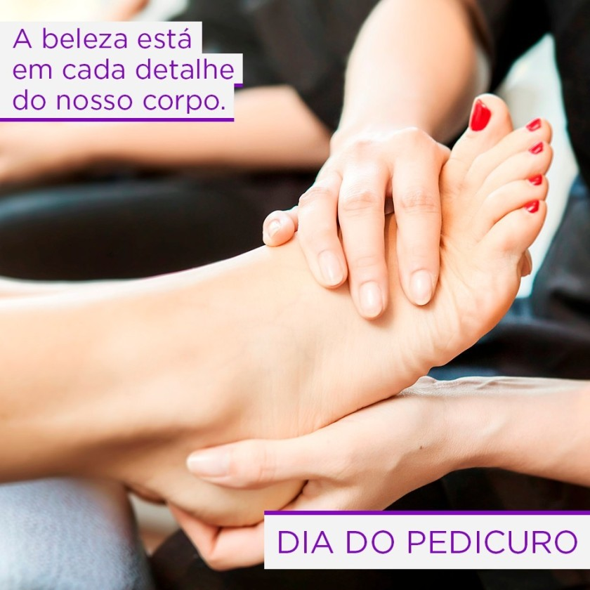 Dia do Pedicuro