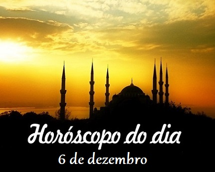 Horóscopo do Dia