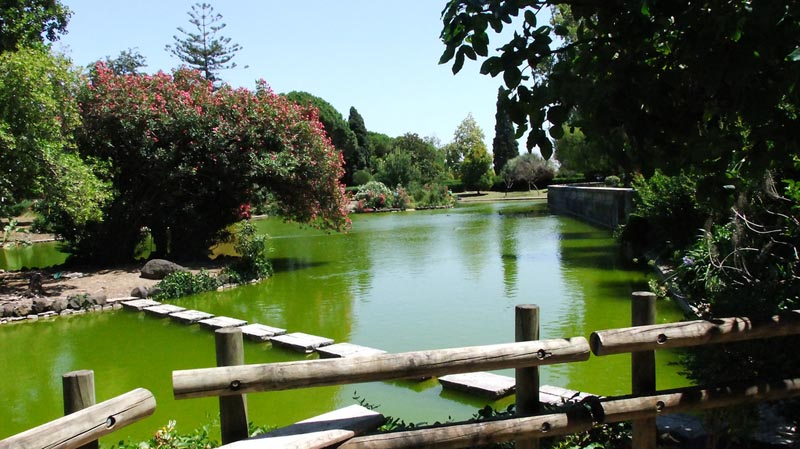 Parque Eduardo VII Estufa Fria Lisboa